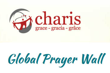 Global Prayer Wall